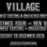 Obliviouz - Village (Teaser Mix B-day)