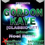 Live at Sandino's Derry 6th October 2012, oldskool warm up set