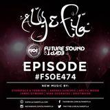 Aly  Fila - Future Sound Of Egypt 474 [12.12.2016]