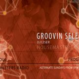 368 LIVE-Groovin Selection Show 59 deephouse+tech 16/09/2018