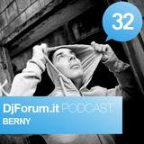 Djforum.it Podcast #32: BERNY