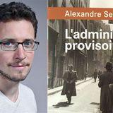 Alexandre Seurat  à la librairie Vent d'Ouest, Nantes, 23 septembre 20156    entretien GB