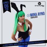 Mina Ayno en La Hora Punta