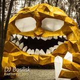 DJ Basilisk - Earthfest 2015