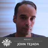 KOMPAKT PODCAST #3 - John Tejada