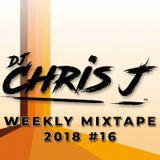 DJ Chris J - In The Mix (2018 #16)