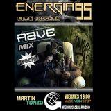 Energia 95 Session XXX - Viernes 30 de Septiembre - Rave Mix