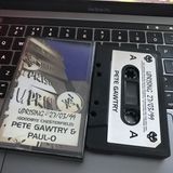 Uprising DJ Pete Gawtry 27-3-99 MC SPACE GOODBYE CHESTERFIELD