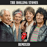 ROLLING STONES REMIXED 2016 vol 1 - gimme shelter