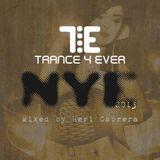 T4E NYE 2013 mixed by Heri Cabrera