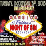 "NYE 2014 @ The Mansion Room ""Night of Sin"" Vegas!!! MiNiMiX"