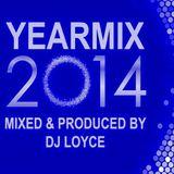Dj Loyce Yearmix 2014