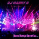 DJ Manny H - Deep House Surprise