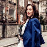 Marika Beňadik Majorová (Tonbogirl) - Najznámejšia streetstyle blogerka s vlastným pop-up shopom