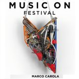 Marco Carola @ MUSIC ON festival (Amsterdam)