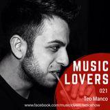MusicLovers #021 - by Teo Manco