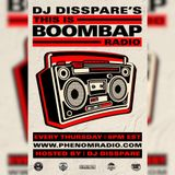 DJ DISSPARE'S THIS IS BOOMBAP RADIO ON PHENNOMRADIO #4
