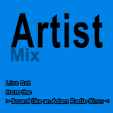 Peter Mills live mix in the > Sound like an Adam < Radio Show 9/2015