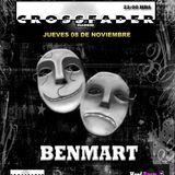 BenMart @ CROSSFADER meets HEAD ROOM 08-11-12