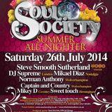 DJ Supreme / Mi-Soul Radio / Monday Blues listen again link / 22-07-2014