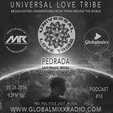 Universal Love Tribe 10 - Pedräda (Brasil)