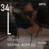 Mix Silvina Romero - The Uno. Label Radio Show [15/04/2018]