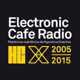 Electronic Cafe Radio - Programa 10 - Diciembre 2014 - Ben Gibson // Claudio PRC