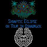 Goa Jonas at Synaptic Eclipse on tour in Osnabrück