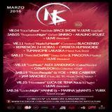 Marina Wants @ NOISECLUB Lanzarote 26/03/2016 2h40min33sec