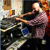 Mr. Automatic Electro Swing set on WZRD, Chicago, May 2016