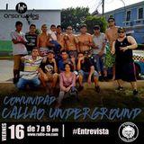 Alterando Conciencia con Comunidad Callao Underground