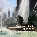 Cratebeats Radio Episode 33