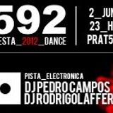 old and freaky dj mix by Pedro Campos  in Club 592 aft3r 4 years one night of  remembers