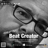 DEEP HOUSE 1 BY BEAT CREATOR @ Experimental Tv Radio (11-07-2019)