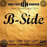 Doctor Hooka's Sunrise Festivals Specials www.nsbradio.co.uk Volume 4 B-Side Exclusive Mix