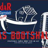 Chris Cok. Das Bootshaus mit Henrik Steffen & Dj DAG
