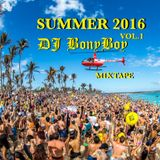 BEST HITS FOR THE DANCEFLOOR SUMMER 2016 VOL.1 DJ BONYBOY MIXTAPE