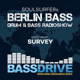 Berlin Bass 077 - Guest Mix by SURVEY