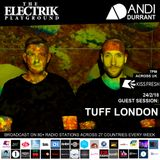 Electrik Playground 24/2/18 inc. Tuff London Guest Session