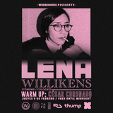 Lena Willikens at WhereHouse