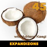 EXPANDIZONS episode 45 - with Adriana Kaegi