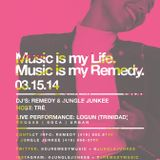 Music Is My Life, Music Is My Remedy (Promo Party CD)