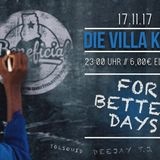 DeeJay T.J - Beneficial presents 'For better days' (Part 1)
