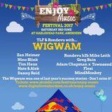 Enjoy Music Festival 2017 - TLF & Rondevu Wigwam - Mixed by MindMonkey