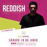 RedDish set at Ibiza Shots (live audio)