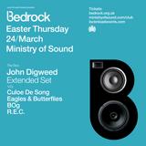 BOg - Live at Bedrock Easter Showcase, MOS (London) - 24-Mar-2016