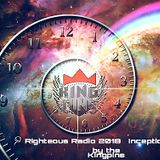 RIGHTEOUS RADIO 2018 :INCEPTION MIX