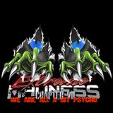 Extreme Madness Chapter VII (2017): We Are All a Bit Psycho (Mixed By DJ Darken)