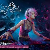 DEEP HOUSE VOCAL PROGESIVO TRANCE - DJ LUNA - VOL.164 - 2016