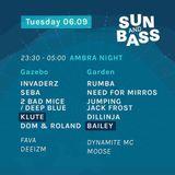 Sun & Bass 2016 - Invaderz feat. Deeizm (Live at Ambra Night Gazebo 06/09/2016)